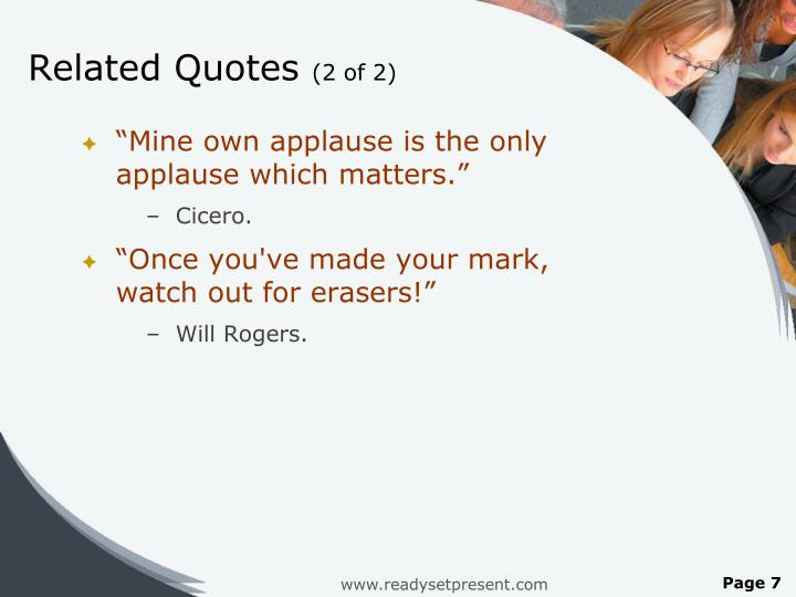 Related Quotes
