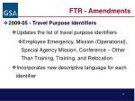 ftr amendments5