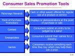 consumer sales promotion tools1
