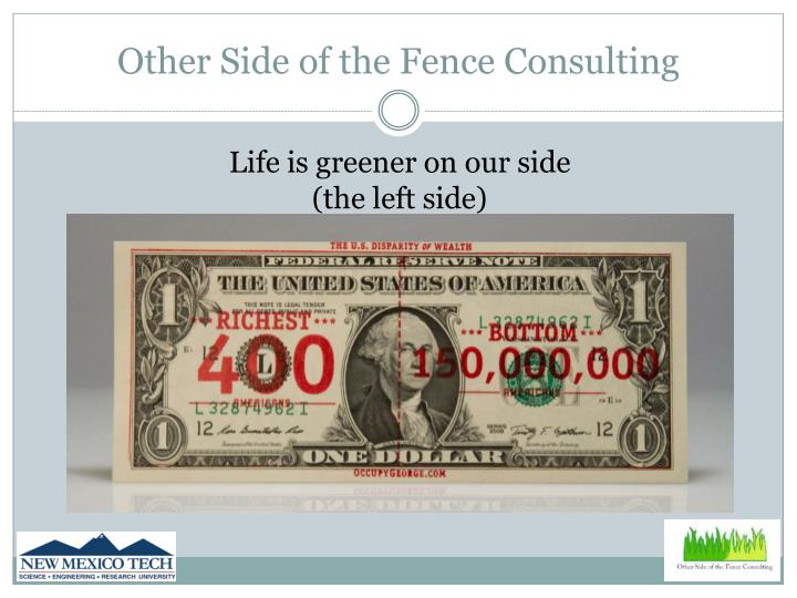 Other Side of the Fence Consulting