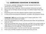 1 2 gambaran usahatani di indonesia