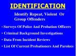 identification1