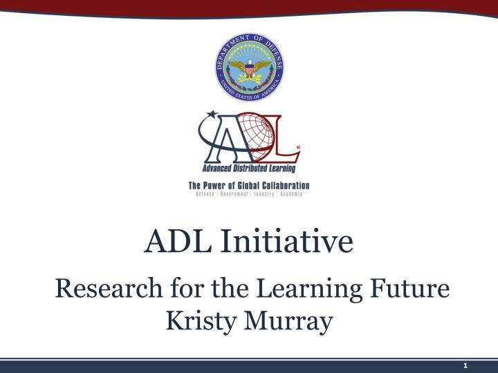 adl initiative n.