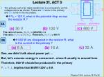 lecture 21 act 32