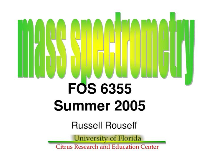 russell rouseff n.