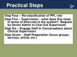 practical steps1