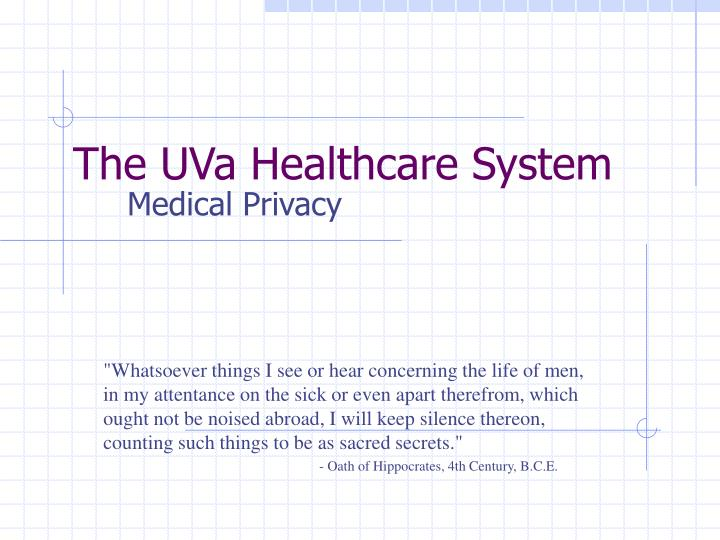 the uva healthcare system n.
