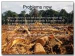 problems now