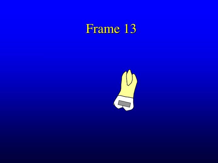 Frame 13