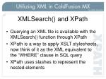 xmlsearch and xpath