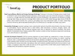 product portfolio1