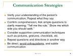 communication strategies1