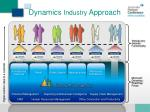 dynamics industry approach