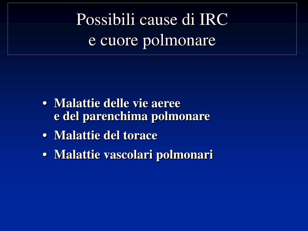 PPT - Insufficienza respiratoria cronica: definizione e..
