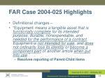 far case 2004 025 highlights3