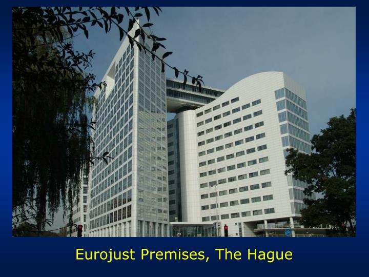 Eurojust Premises, The Hague
