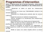 programmes d intervention3