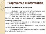 programmes d intervention6