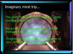 imaginary mind trip