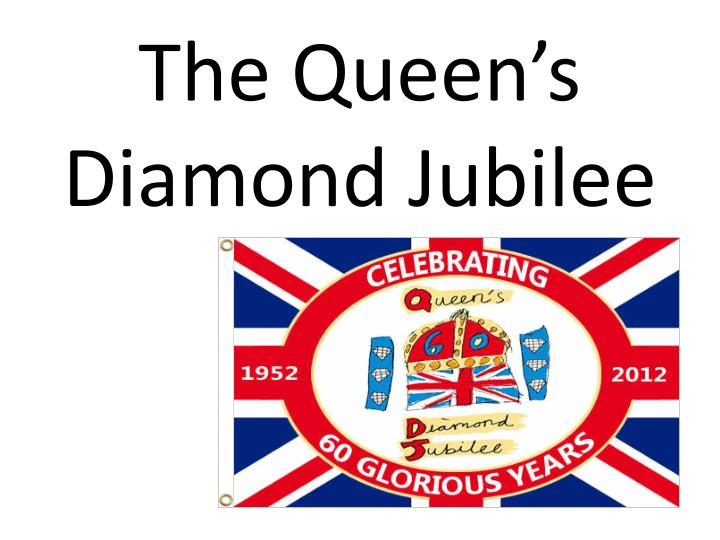the queen s diamond jubilee n.