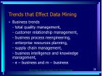 trends that effect data mining4