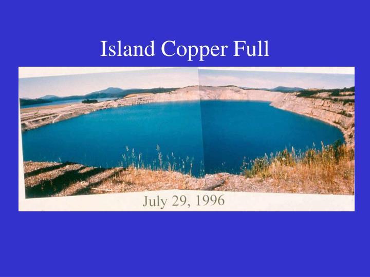 Island Copper Full