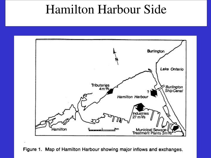 Hamilton Harbour Side