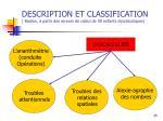 description et classification badian partir des erreurs de calcul de 50 enfants dyscalculiques