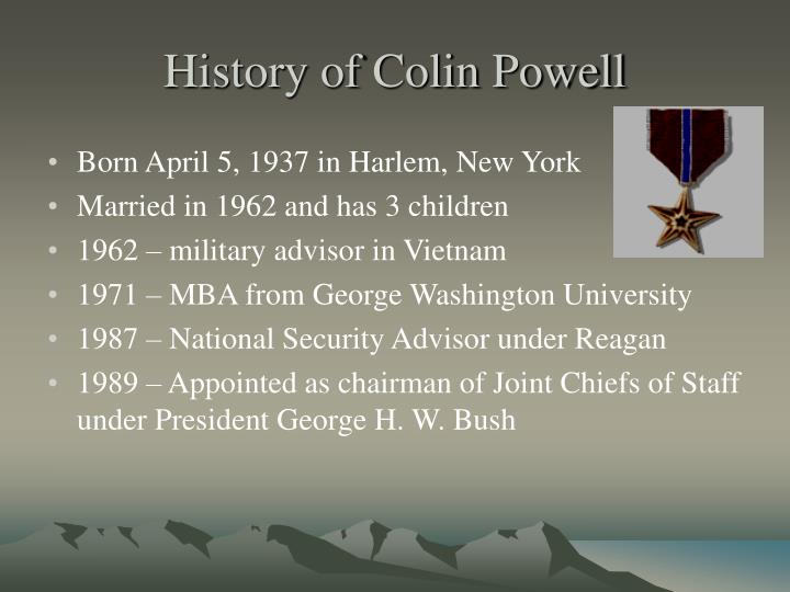 colin powell leadership traits