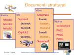 documenti strutturati1