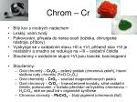 chrom cr
