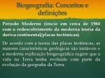 biogeografia conceitos e defini es17