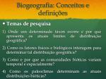 biogeografia conceitos e defini es6