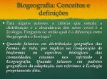 biogeografia conceitos e defini es9