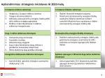 apibendrinimas strategin s iniciatyvos iki 2020 met