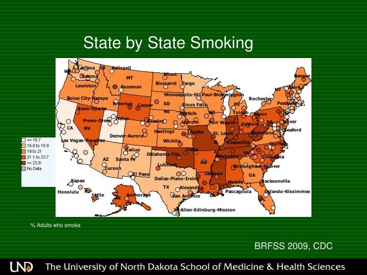 State by State Smoking