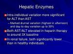 hepatic enzymes2