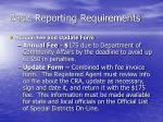 basic reporting requirements2