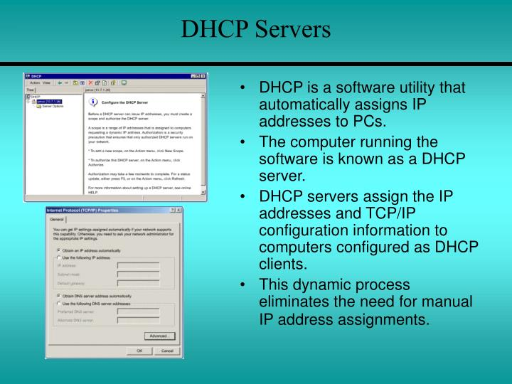 DHCP Servers