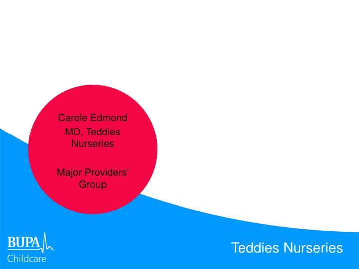 Teddies nurseries