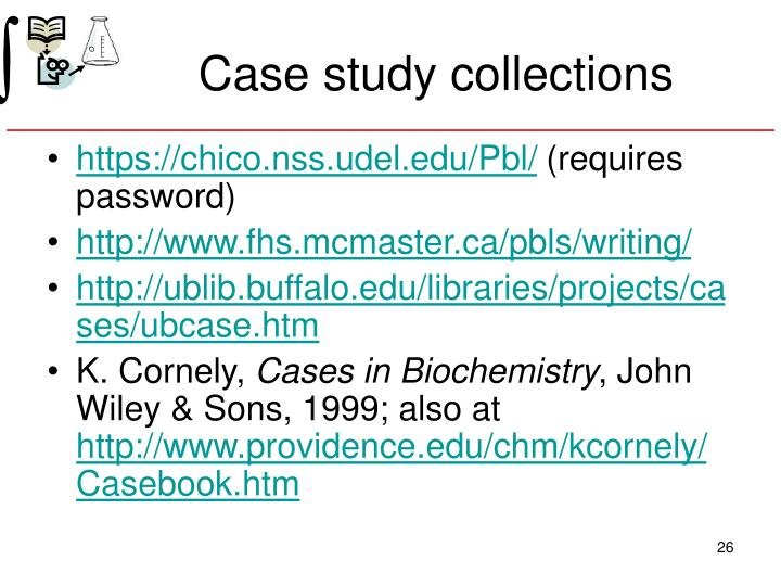 Case study collections