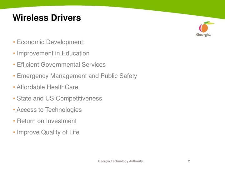 Wireless Drivers