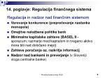 14 poglavje regulacija finan nega sistema1