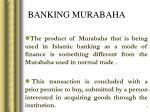 banking murabaha