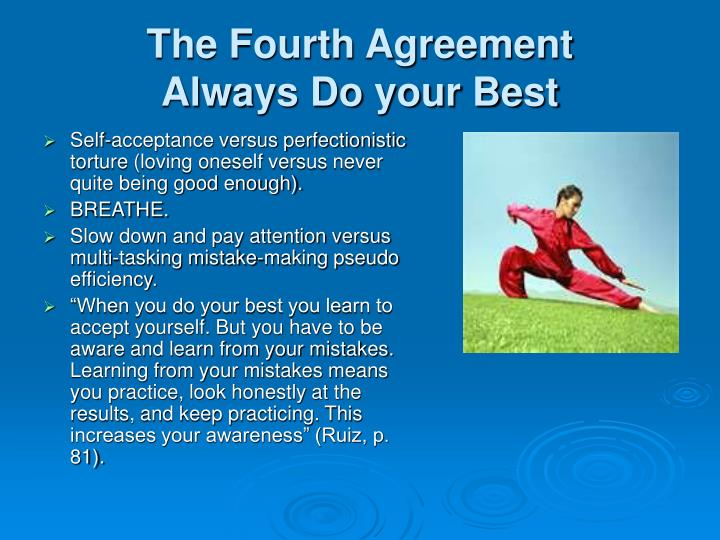 The Fourth Agreement