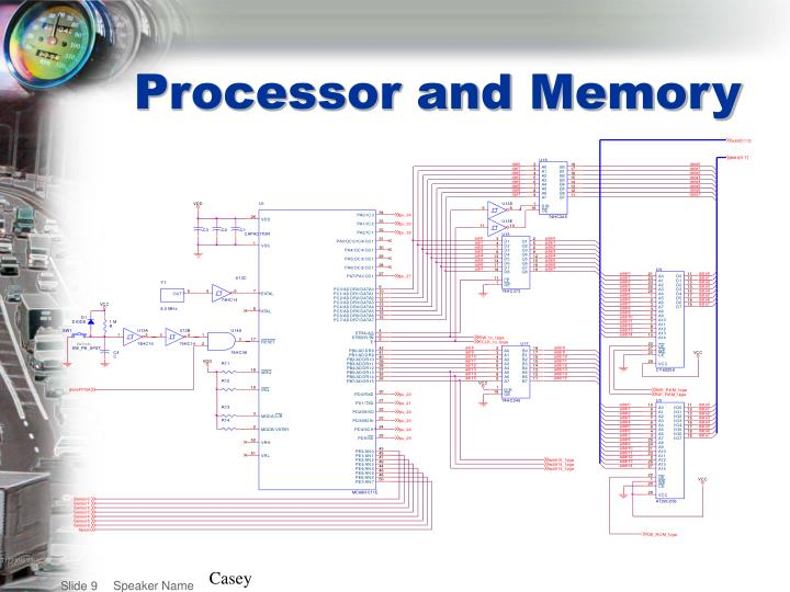 Processor and Memory