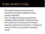 public health in india4
