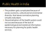public health in india5
