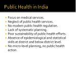 public health in india9