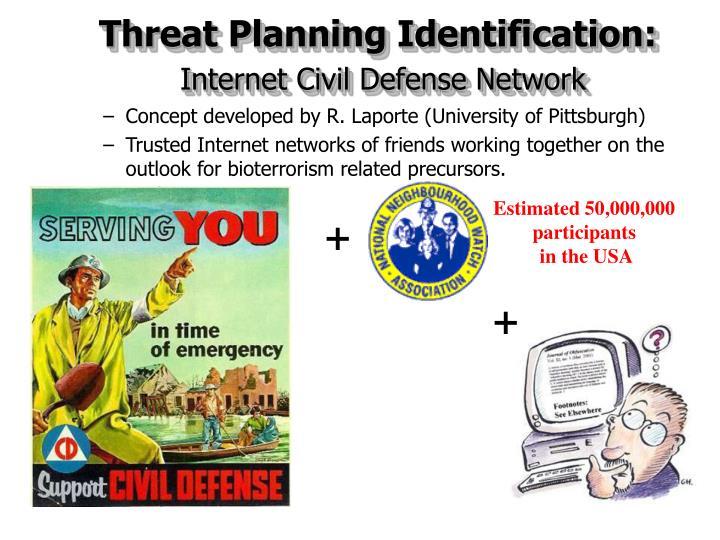 Threat Planning Identification: